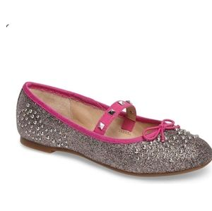 Sparkly Mary Janes